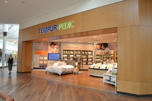 Tempurpedic Natick Mall Guru